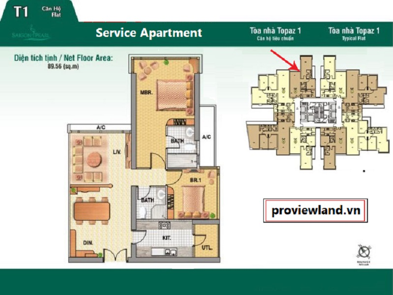 Saigon-Pearl-Service-apartment-for-rent-2beds-Topaz-proviewland-180319-020