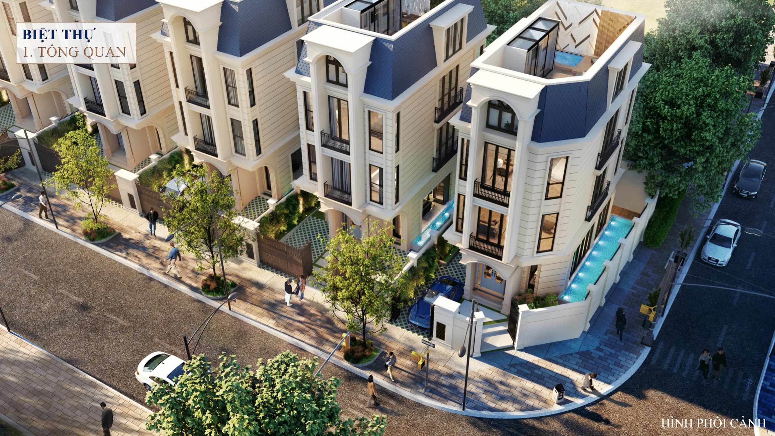 Apartment-vertex