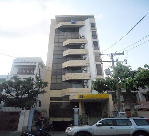Bán cao ốc văn phòng mặt tiền Trần Hưng Đạo quận 1 diện tích 16x25m
