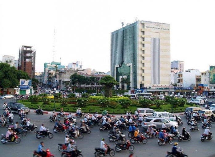 Bán tòa nhà văn phòng mặt tiền Nguyễn Bỉnh Khiêm 11x27m 2 hầm 8 lầu