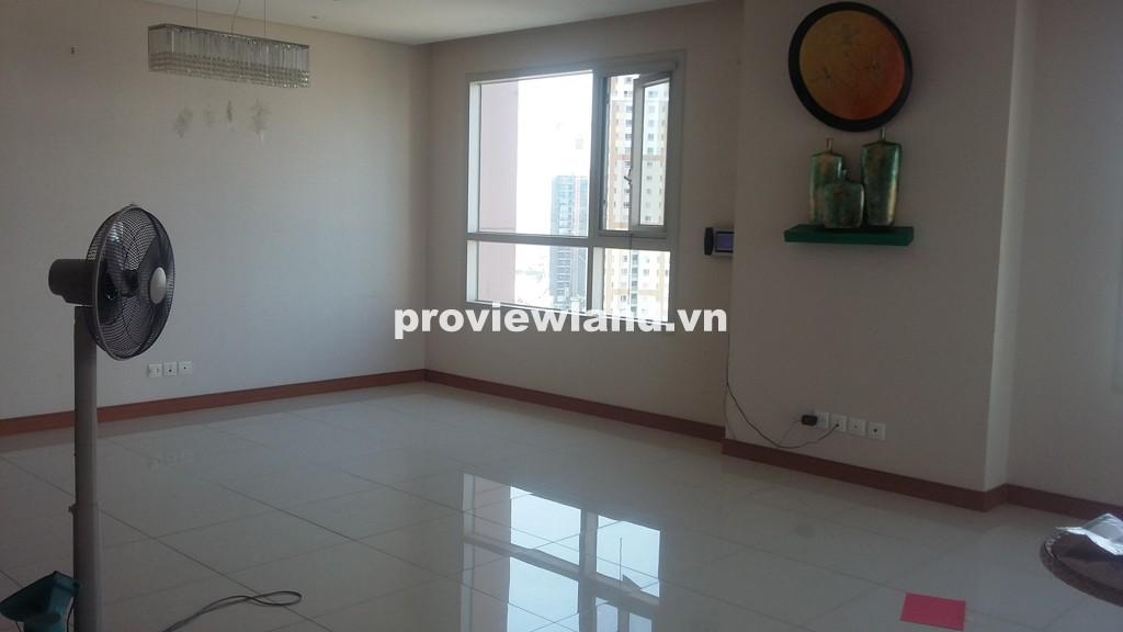 Bán căn hộ quận 2 XI Riverview tầng cao 201m2 3 phòng ngủ ban công view sông