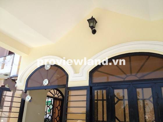 Bán nhà mặt tiền quận 2 đường Nguyễn Thị Định 124m2 2 lầu 4 phòng ngủ