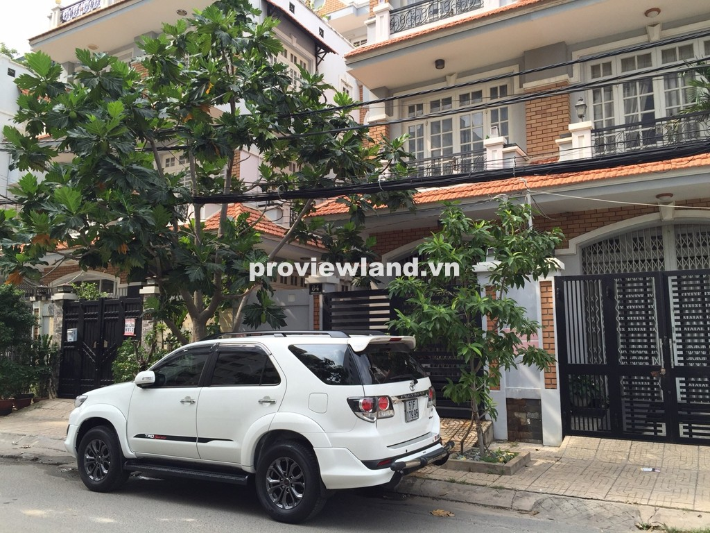 Cho thuê biệt thự đường Tạ Quang Bửu quận 8 120m2 1 trệt 2 lầu