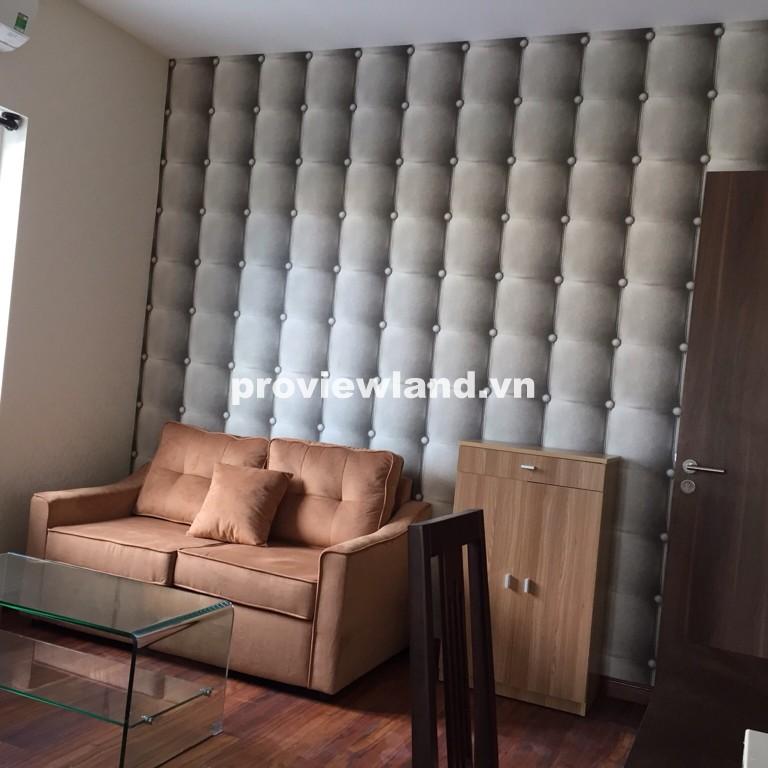Cho thuê căn hộ dịch vụ đường Tống Hữu Định 1 phòng ngủ đủ tiện nghi