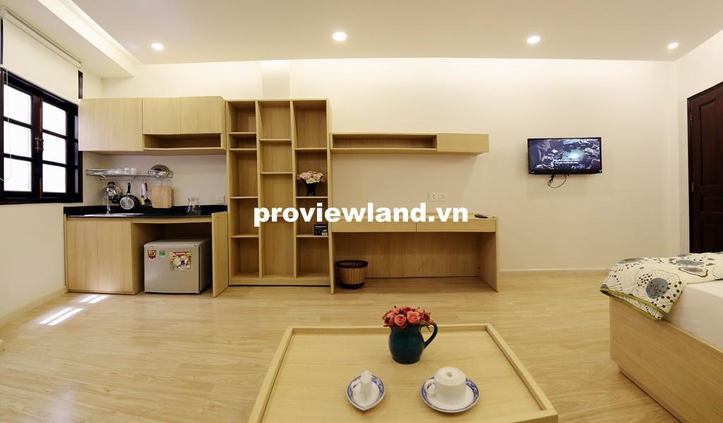 Cho thuê căn hộ dịch vụ đường Nguyễn Trọng Tuyển quận Phú Nhuận