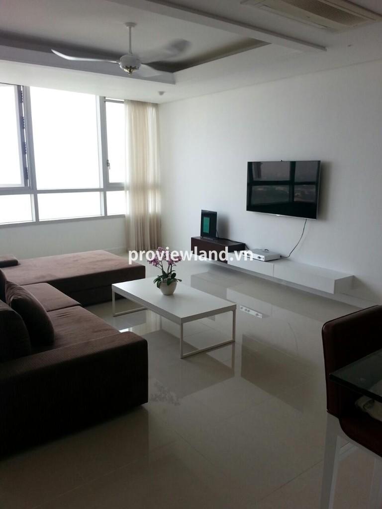 Cho thuê căn hộ XI Riverview quận 2 185m2 3 phòng ngủ tầng cao view đẹp