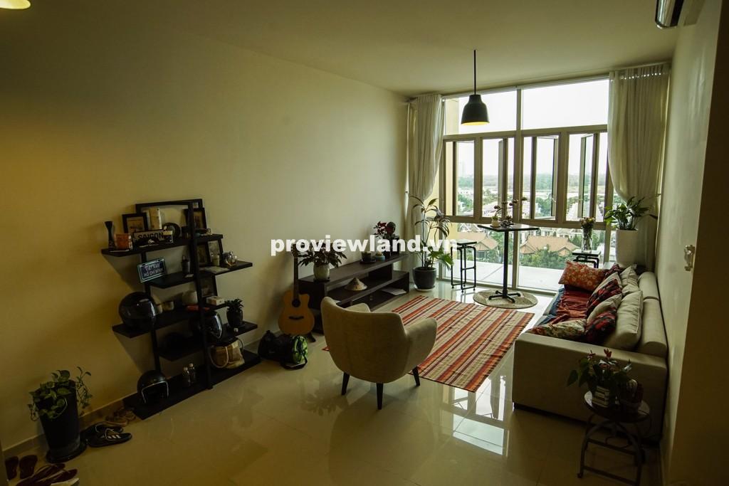 Bán căn hộ quận 2 The Vista An Phú block T4 101m2 2 phòng ngủ view sông