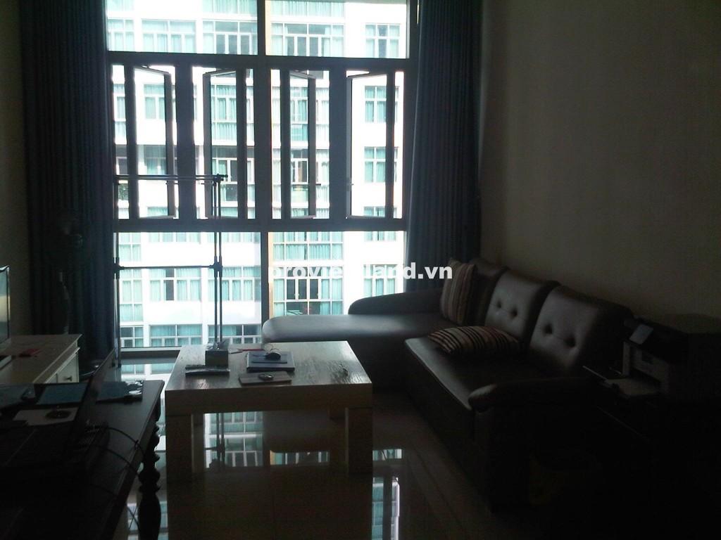 Bán căn hộ The Vista An Phú 101m2 2 phòng ngủ view hồ bơi đẹp mắt