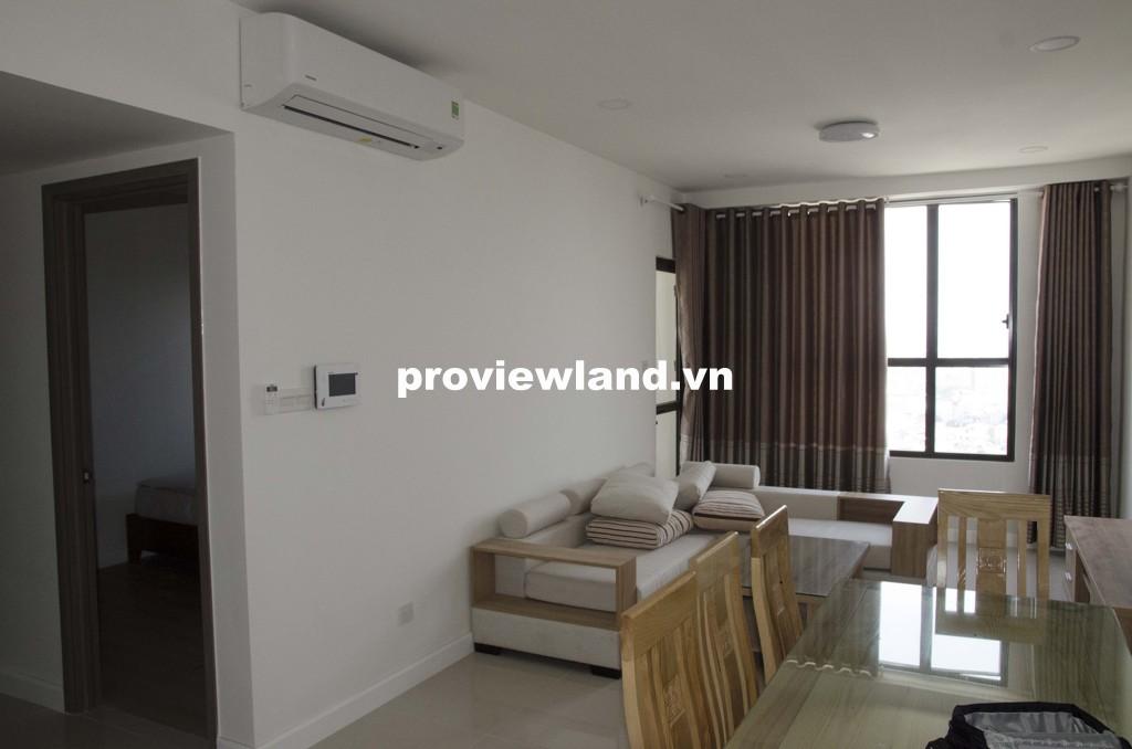 Căn hộ ICON 56 quận 4 87m2 3 phòng ngủ view Bitexco cần cho thuê