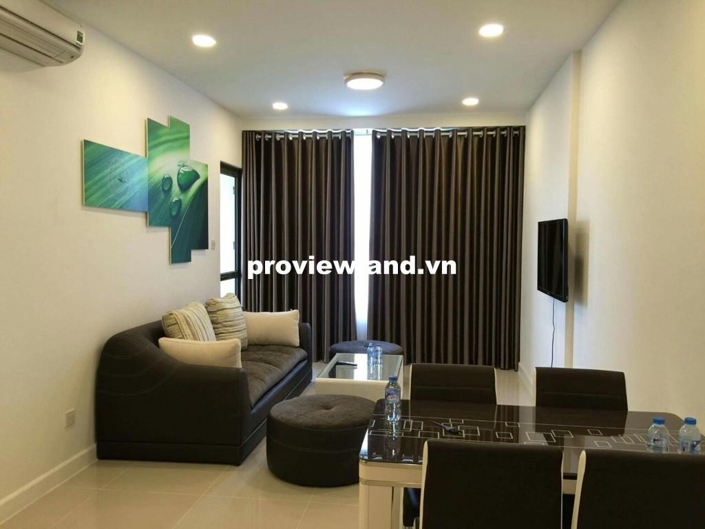 Cho thuê căn hộ quận 4 ICON 56 tầng 16 80m2 2 phòng ngủ