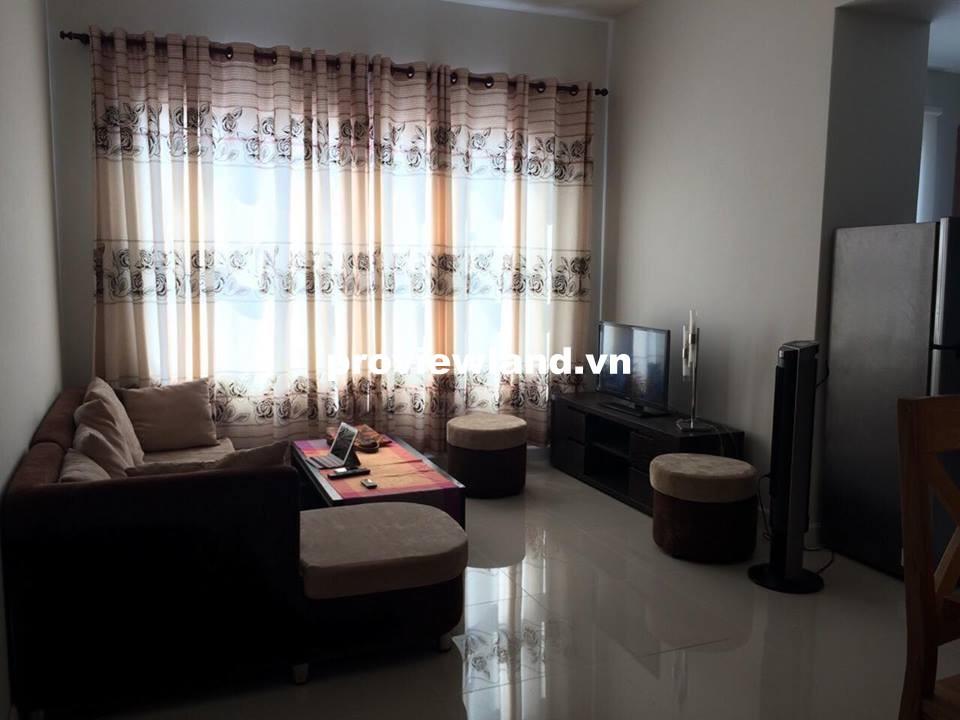 Cho thuê căn hộ quận 7 Sunrise City 76m2 2 phòng ngủ tháp Central