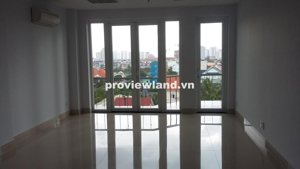 Cho thuê văn phòng đường Xuân Thủy quận 2 diện tích 33-85m2