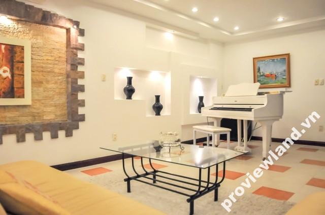 Biệt thự cao cấp quận 3 diện tích 10x15m 6 tầng 15 phòng cần cho thuê