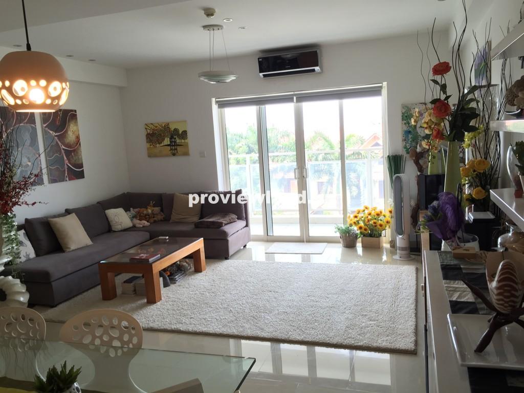 Cho thuê căn hộ cao cấp quận 2 River Garden 3 phòng ngủ view sông cực đẹp