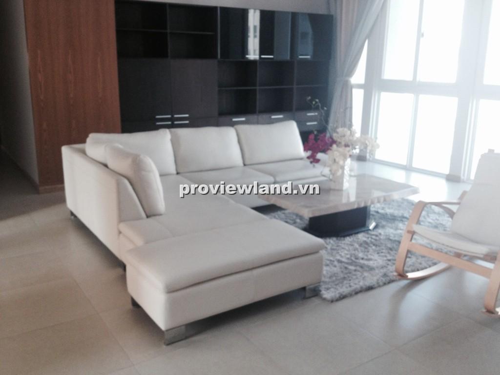 Cho thuê căn hộ cao cấp Sky Villa Imperia An Phú 270m2 4 phòng ngủ