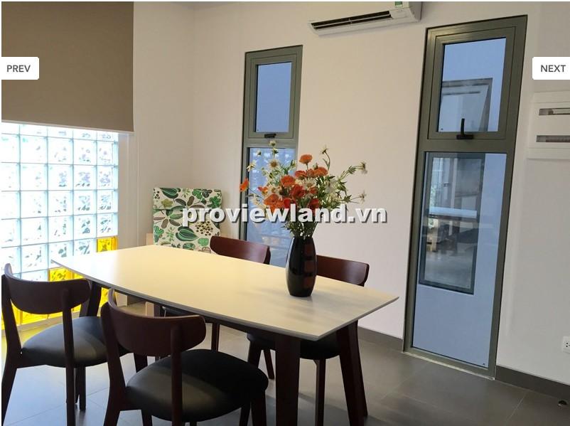 Cho thuê căn hộ dịch vụ đường 43 khu Thảo Điền quận 2 đầy đủ tiện ích