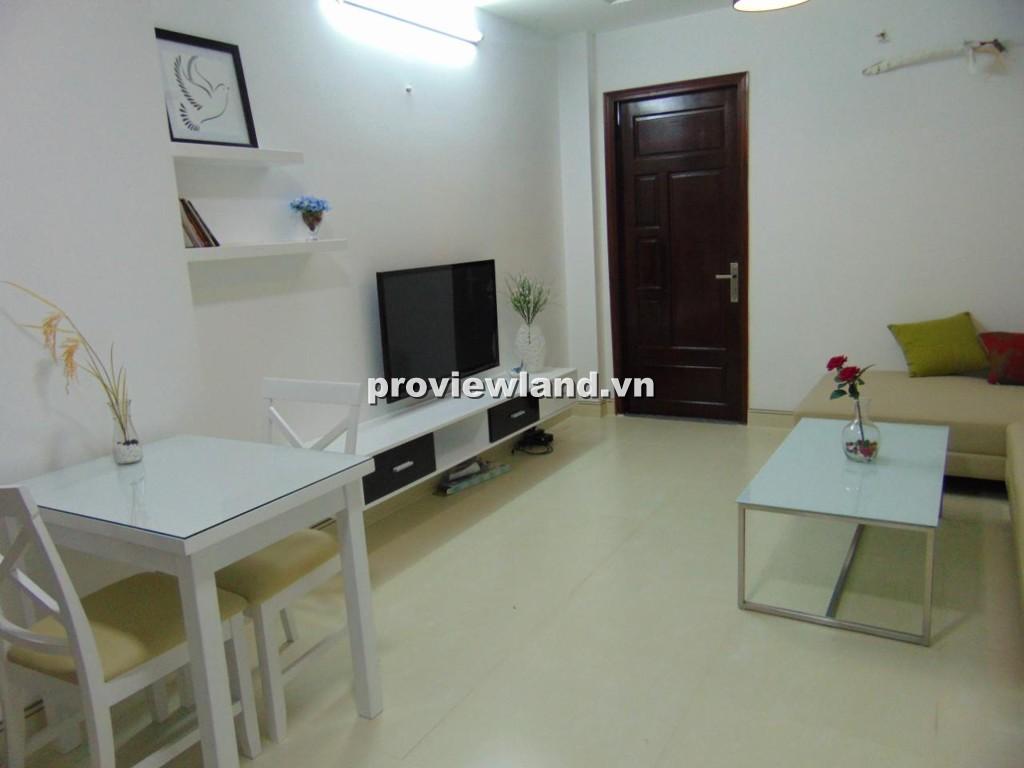 Cho thuê căn hộ dịch vụ đường Nguyễn Ngọc Phương diện tích 38-50m2