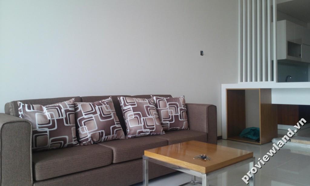 Cho thuê căn hộ Thảo Điền Pearl 96m2 2 phòng ngủ thiết kế hiện đại