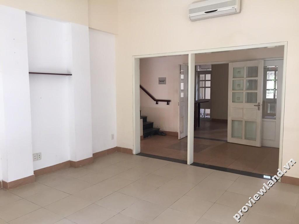 Cho thuê biệt thự 200m2 4 phòng gần trường quốc tế Anh khu Thảo Điền giá rẻ