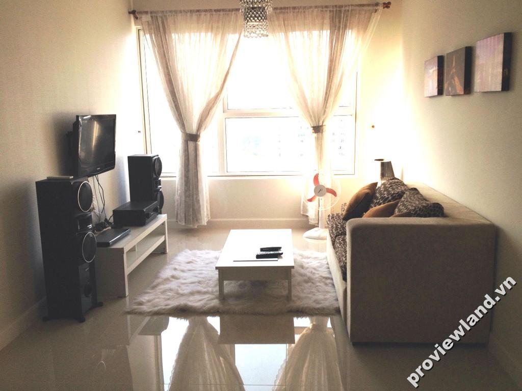 Cho thuê căn hộ Galaxy 9 tháp G1 70m2 2 phòng ngủ đầy đủ nội thất