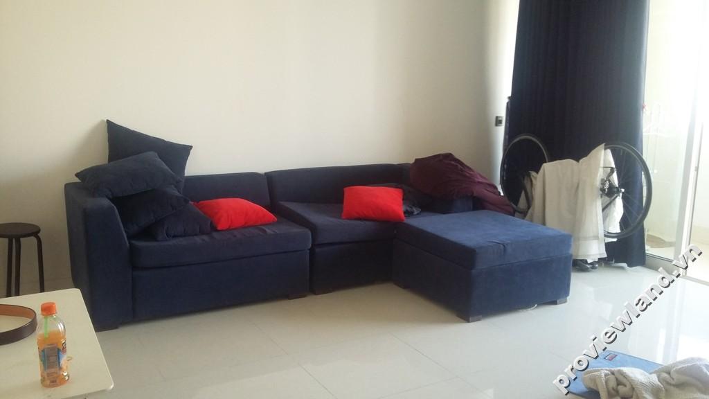 Bán căn hộ quận 2 The Estella 104m2 2 phòng ngủ thiết kế đơn giản ấm cúng