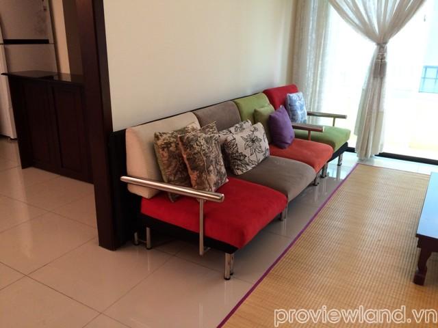 Cho thuê căn hộ Cantavil An Phú 150m2 3 phòng ngủ 3 ban công thoáng mát