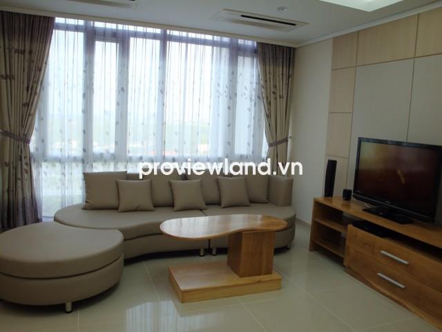 Cho thuê căn hộ Imperia An Phú 95m2 2 phòng ngủ nội thất gỗ sồi