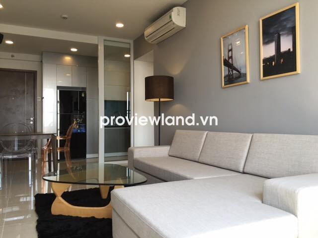 Cho thuê căn hộ ICON 56 diện tích 90m2 3 phòng ngủ nội thất cao cấp hiện đại