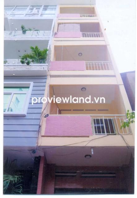Bán nhà hẻm xe hơi đường Phạm Văn Hai 1 trệt 4 lầu tiện làm khách sạn