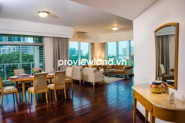 Cho thuê căn hộ dịch vụ quận 3 đường Lê Quý Đôn 3 phòng ngủ rộng nội thất cao cấp