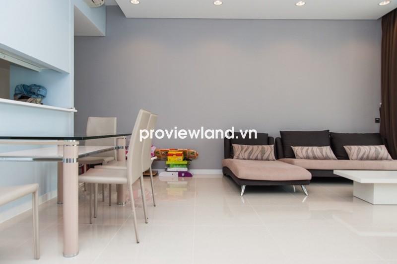 Cho thuê căn hộ The Estella tầng thấp 2 phòng ngủ đầy đủ tiện nghi