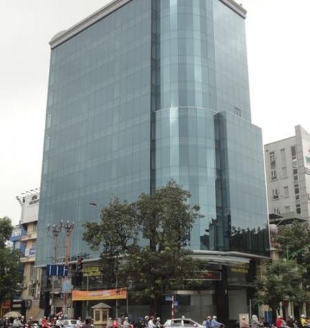 Tòa nhà văn phòng đường Nguyễn Thị Minh Khai 13x17m 1 hầm 7 lầu cần bán