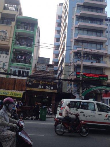 Cho thuê nhà nguyên căn mặt tiền đường Nguyễn Thị Minh Khai DT 262m2 5PN 2 lầu