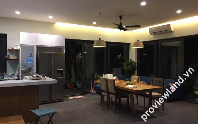 Cần bán biệt thự Thảo Điền 216m2 1 trệt 2 lầu 4PN có gara và ban công thiết kế hiện đại