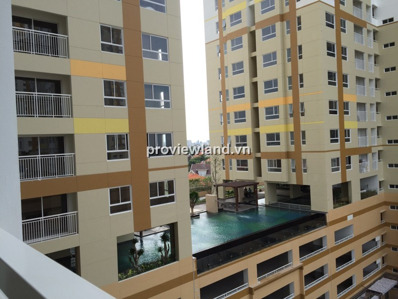 Căn hộ Tropic Garden Thảo Điền cho thuê lầu thấp 87m2 2PN nội thất sang trọng