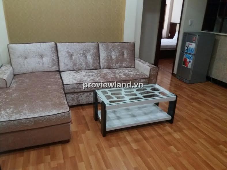 Cho thuê căn hộ dịch vụ đường Thái Văn Lung 2PN thiết kế sang trọng và tiện nghi