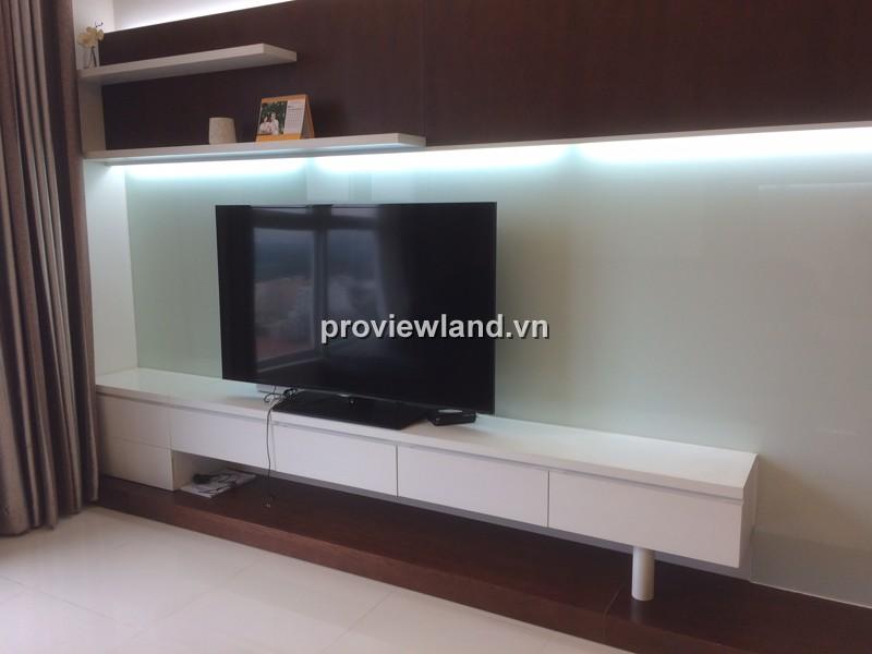 Cần cho thuê căn hộ Thảo Điền Pearl 135m2 tầng cao 3PN full nội thất view đẹp