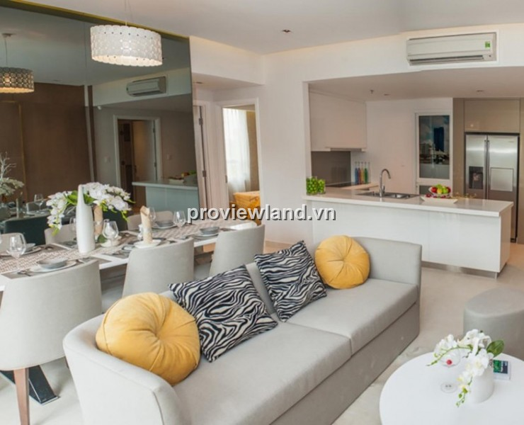Căn hộ Masteri Thảo Điền 90m2 3PN cần cho thuê giá tốt nội thất cơ bản