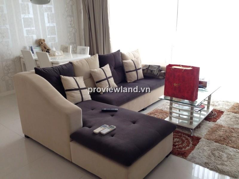 Cho thuê căn hộ Estella An Phú 104m2 2PN thiết kế hiện đại nội thất sang trọng