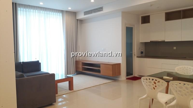 Cho thuê căn hộ Sala tầng thấp 86m2 2PN đầy đủ tiện nghi thiết kế sang trọng
