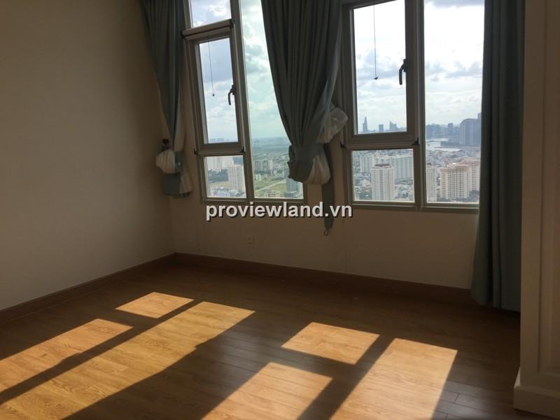 Bán căn Penthouse Cantavil Premier 225m2 2 tầng 5PN thiết kế hoàn thiện view sông