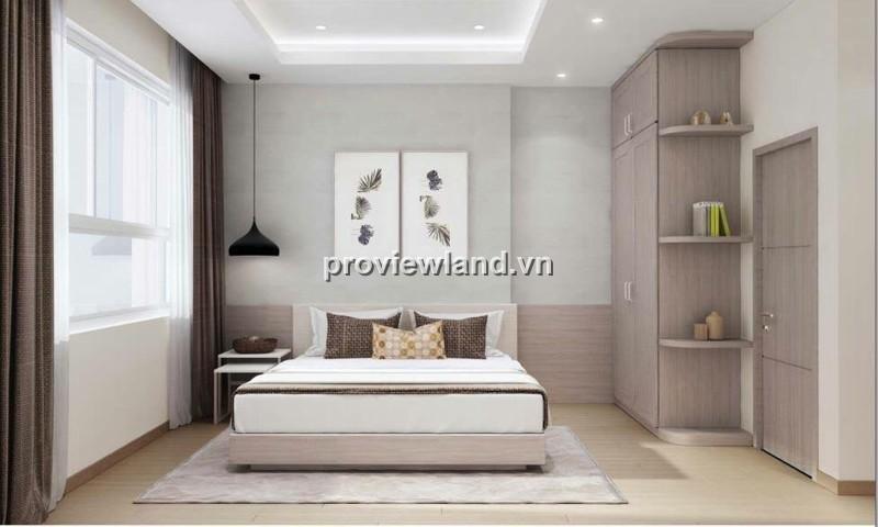 Cho thuê căn hộ Tropic Thảo Điền 70m2 2PN full nội thất có ban công phòng khách