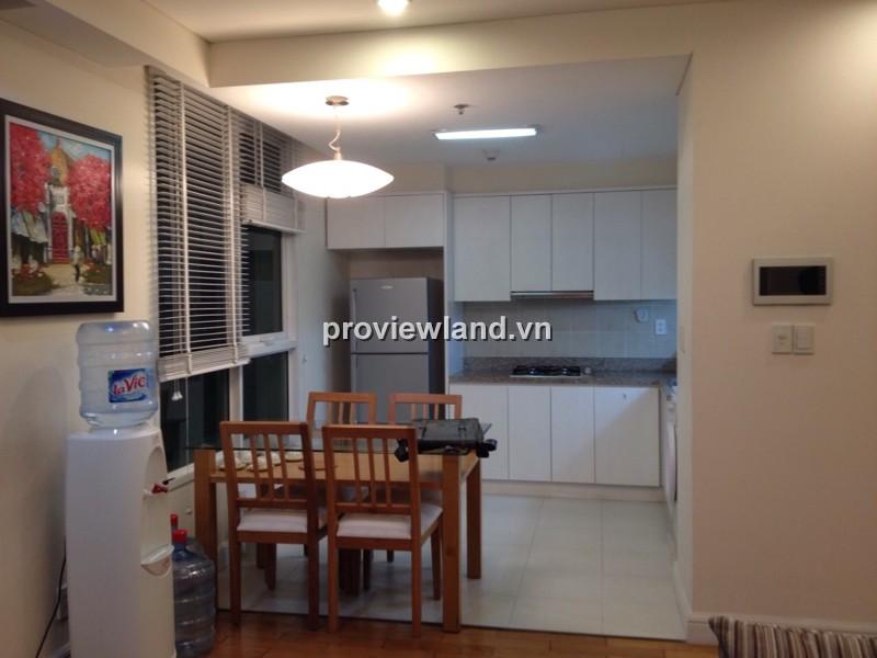 Cho thuê căn hộ The Manor HCM lầu thấp 48m2 1PN đầy đủ tiện nghi tiêu chuẩn quốc tế
