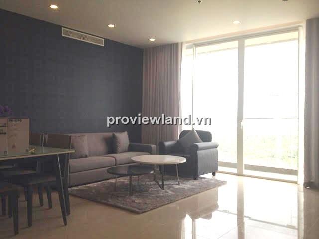 Cho thuê căn hộ Sarimi tầng cao 3PN đầy đủ nội thất thiết kế trẻ trung hiện đại