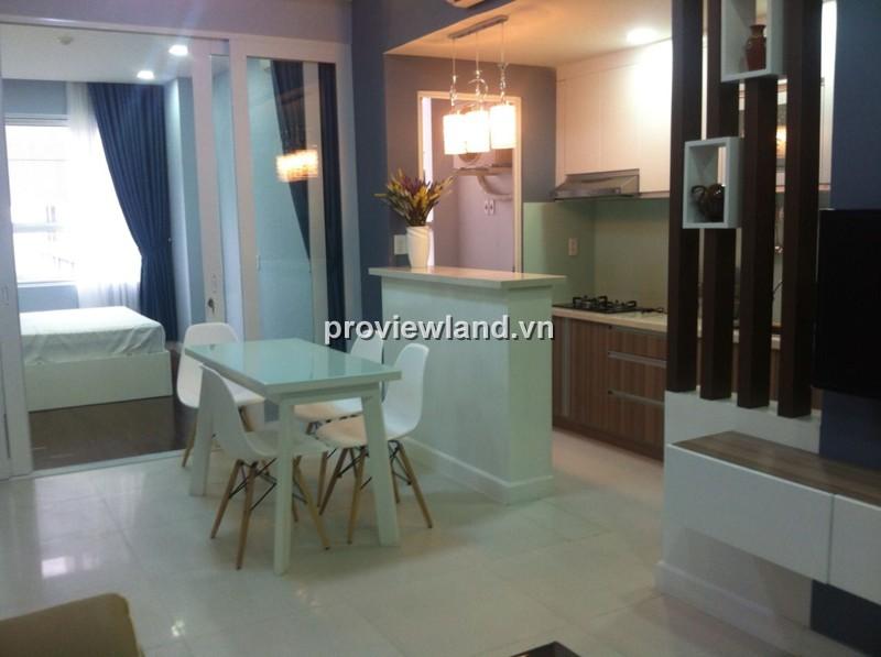 Cho thuê căn hộ Lexington 50m2 1PN đầy đủ nội thất view đẹp thoáng mát