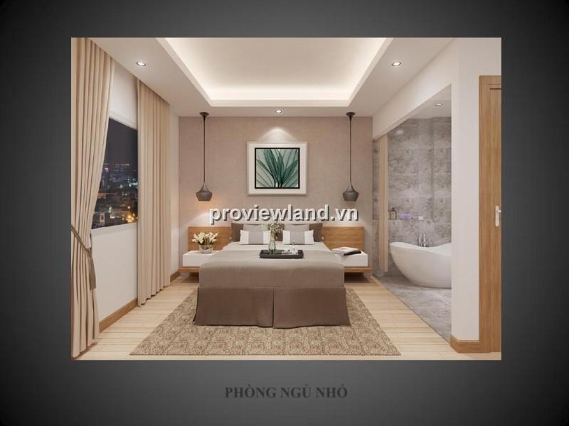 Cho thuê căn hộ dịch vụ quận 2 mặt tiền Ngô Quang Huy thiết kế công nghệ hiện đại