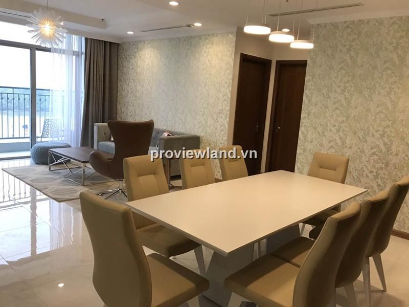 Căn hộ Vinhomes Tân Cảng tháp C1 150m2 4PN đầy đủ nội thất cần cho thuê
