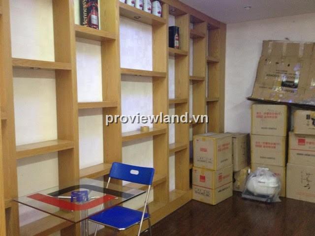 Bán căn hộ An Khang 90m2 tầng cao 2PN đầy đủ nội thất có ban công