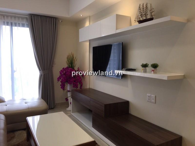 Cho thuê căn hộ Masteri Quận 2 92m2 tháp T3 2PN đầy đủ nội thất có ban công
