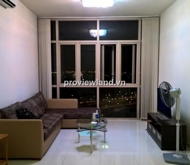 Cho thuê căn hộ The Vista quận 2 101m2 2PN đầy đủ nội thất kiến trúc sang trọng
